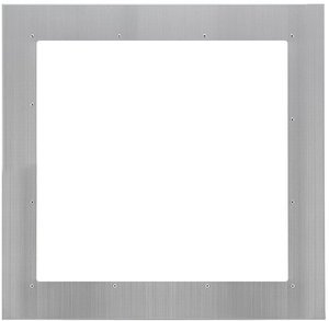 Lian Li side panel with side panel window for PC-7X and PC73SL, silver (W-75A)