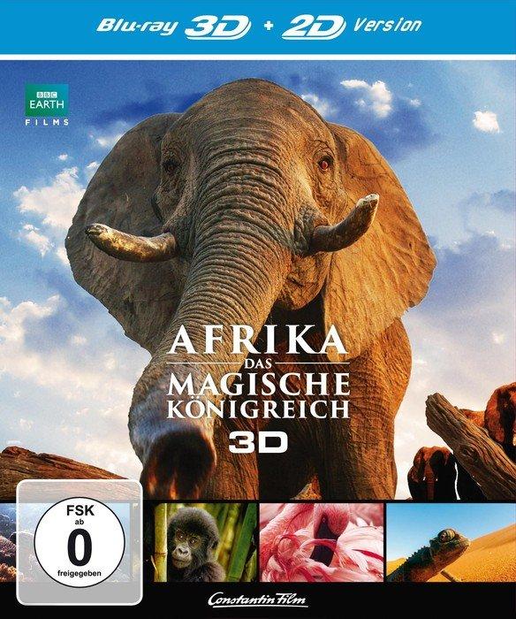 Afrika - Das magische Königreich (3D) (Blu-ray)