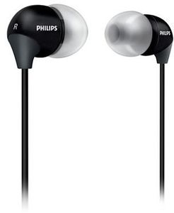 Philips SHE3580 schwarz