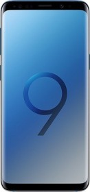 Samsung Galaxy S9 Duos G960F/DS 64GB hellblau/silber