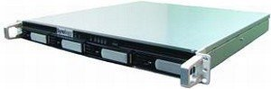 Synology Rackstation RS407, Gb LAN, 1U