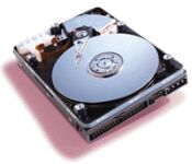 Western Digital Caviar AC-34300 4.3GB, IDE