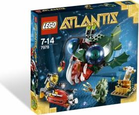 LEGO Atlantis - Angriff des Seeteufels (7978)