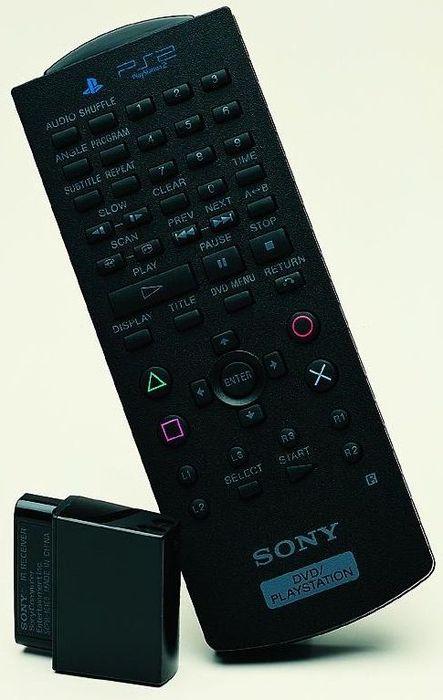 Sony PlayStation 2 pilot zdalnego sterowania (PS2) (94986 29)
