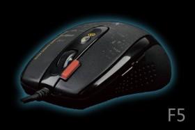 A4Tech V-track Gaming Mouse F5, USB (X7-F4)