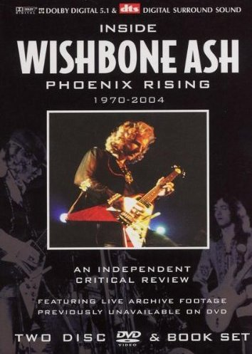 Wishbone Ash - Inside: Independent Critical Review 1970-2004 -- via Amazon Partnerprogramm