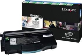 Lexmark Return Toner 12016SE black