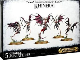 Games Workshop Warhammer Age of Sigmar - Daughters of Khaine - Khinerai (99120212016)