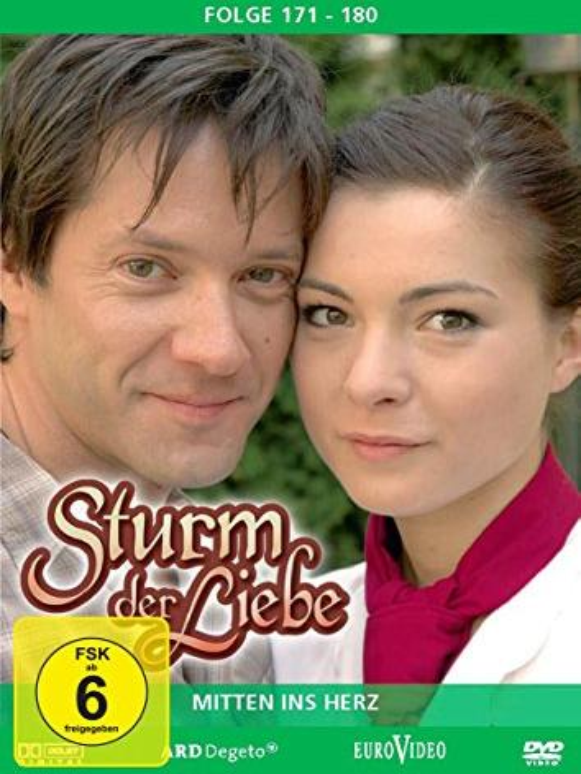 Sturm der Liebe Staffel 18 (Folgen 171-180) -- via Amazon Partnerprogramm
