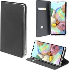 4smarts Urban Lite Flip Case für Samsung Galaxy A71 schwarz (467579)