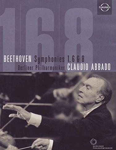 Ludwig van Beethoven - Die Sinfonien 1, 6 & 8 -- via Amazon Partnerprogramm