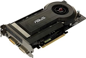 ASUS Matrix Radeon HD 4850, EAH4850 MATRIX/HTDI/512M, 512MB DDR3, 2x DVI, TV-out (90-C1CLW0-J0UAY00Z)