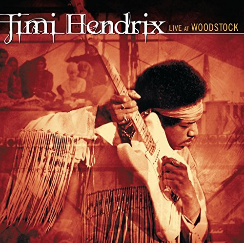 Jimi Hendrix - Live At Woodstock -- via Amazon Partnerprogramm