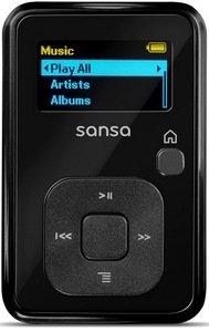 SanDisk Sansa Clip+ 4GB black (SDMX18R-004GK)