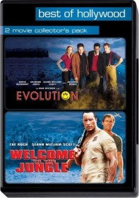 Evolution/Welcome to the Jungle