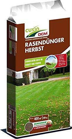 Cuxin Dcm Herbst Rasendünger 2000kg Ab 3449 2019