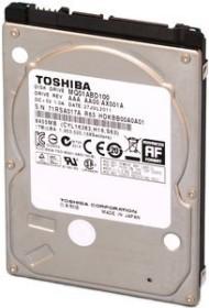 Toshiba Mobile HDD MQ01-Series 1TB, SATA 3Gb/s (MQ01ABD100M)