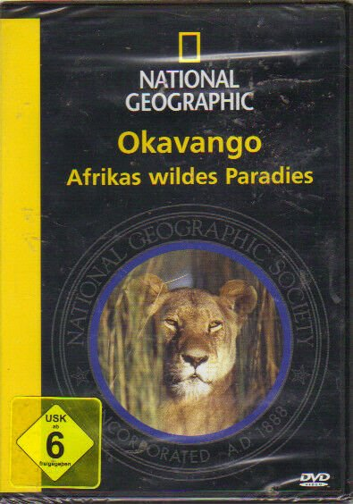 National Geographic: Okavango - Afrikas wildes Paradies -- via Amazon Partnerprogramm