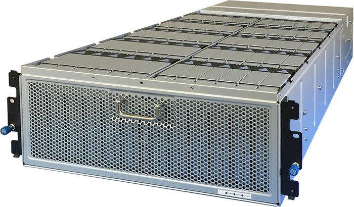 HGST SAN 4U60 360TB, 2x QSFP+, 4HE [Subsystem]