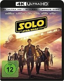 Solo: A Star Wars (4K Ultra HD)