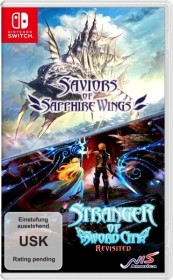 Saviors of Sapphire Wings & Stranger of Sword City Revisited (Switch)