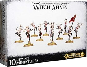 Games Workshop Warhammer Age of Sigmar - Daughters of Khaine - Witch Aelves (99120212020)
