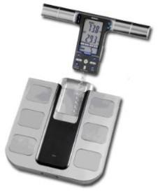 Omron BF500 Elektronische Segment-Körperanalysewaage