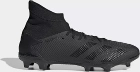 adidas Predator 20.3 FG core black/solid grey (Herren) (EF1634)