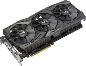 ASUS ROG Strix Radeon RX 580 TOP, ROG-STRIX-RX580-T8G-GAMING, 8GB GDDR5, DVI, 2x HDMI, 2x DP (90YV0AK1-M0NA00)