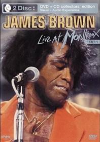 James Brown - Live at Montreux 1981