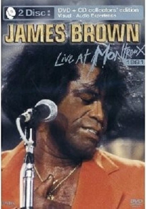 James Brown - Live at Montreux 1981 -- via Amazon Partnerprogramm