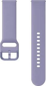 Samsung Sport Band 20mm für die Galaxy Watch Active 2 violet (ET-SFR82MVEGWW)