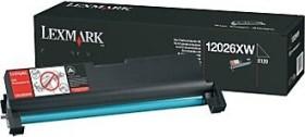 Lexmark Drum 12026XW black