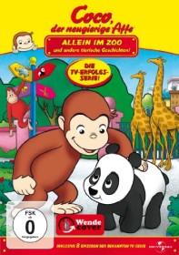 Coco, der neugierige Affe - Allein im Zoo und andere...