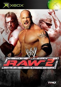WWE Raw 2 (deutsch) (Xbox)
