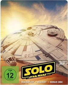 Solo: A Star Wars (Special Editions) (3D) (Blu-ray)