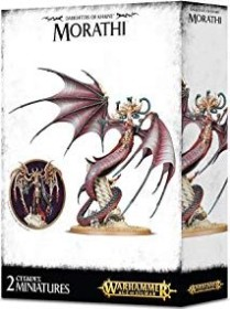 Games Workshop Warhammer Age of Sigmar - Daughters of Khaine - Morathi (99120212015)