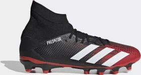 adidas Predator 20.3 MG core black/cloud white/active red (Herren) (EF1999)