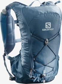 Salomon Agile 12 Set Trinkrucksack copen blue/dark denim (C13054)