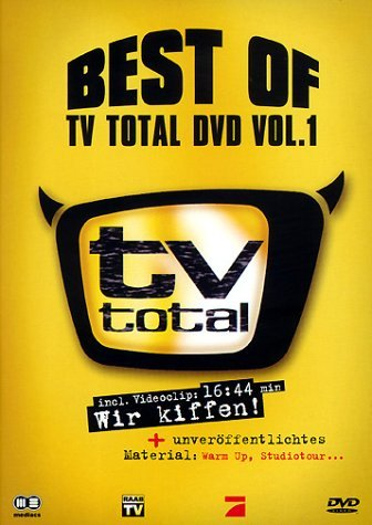 TV Total - Best Of Vol. 1 -- via Amazon Partnerprogramm