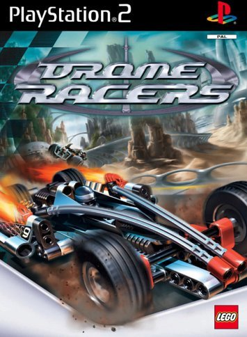 Drome Racers (niemiecki) (PS2) -- via Amazon Partnerprogramm