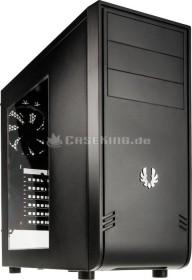 BitFenix Comrade schwarz, Acrylfenster