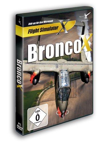 Flight Simulator X: Bronco X (Add-on) (deutsch) (PC)