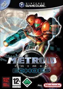 Metroid Prime 2: Echoes (German) (GC)