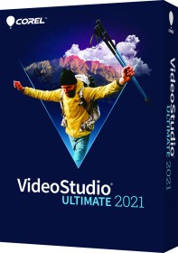 Corel Video Studio Ultimate 2021, ESD (multilingual) (PC) (ESDVS2021ULML)