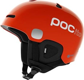 POC POCito Auric Cut SPIN Helm fluorescent orange (Junior) (10498-9050)