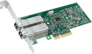 Intel PRO/1000 PF, 2x 1000Base-SX, PCIe x4 (EXPI9402PF)