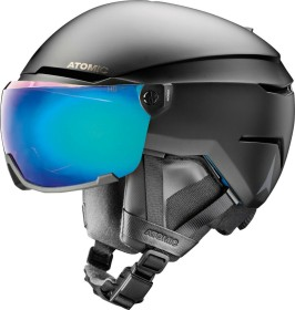 Atomic Savor AMID Visor HD Plus Helm schwarz (Modell 2019/2020) (AN5005728)