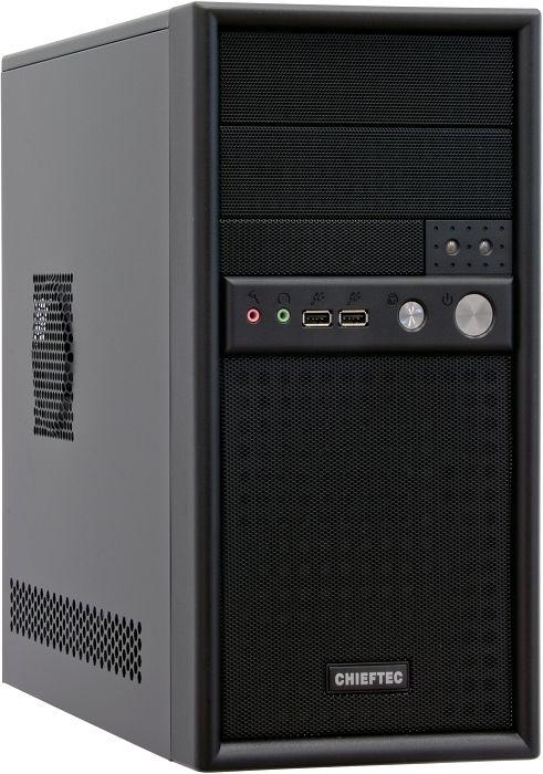 Chieftec Mesh CD-01 schwarz, 350W ATX 2.0