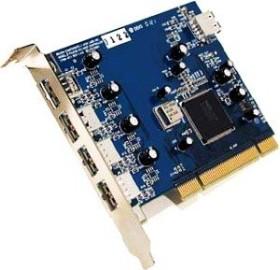 Belkin USB Card, 5x USB-A 2.0, PCI (F5U220Q)